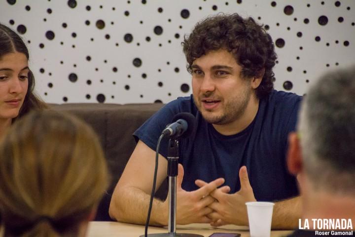 Oriol Puig (@Pumocat) a l'ESMUT de Terrassa