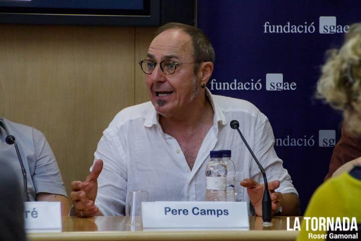 Pere Camps (director del Barnasants)