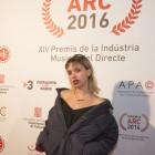 Bad Gyal a Barcelona pels Premis ARC 2016