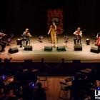Judit Neddermann i el Quartet Brossa