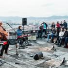 Quart Primera a un terrat de Barcelona