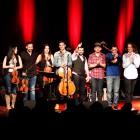 Pau Alabajos a l'Auditori de Barcelona