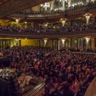 Joan Dausà al Palau de la Música. Festa final