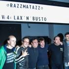 Lax'n'Busto, final de gira a Razzmatazz