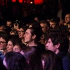 Públic de Cybee a l'Apolo de Barcelona