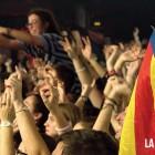 Públic d'Els Catarres a l'Apolo Barcelona