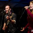 Martí Serra i Gemma Abrié a la Jamboree