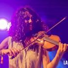 Clàudia Garcia-Albea (Roba Estesa) al Paupaterres