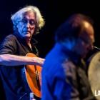 Jordi Fàbregas (Coses) a les plaça del folk