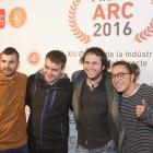 Gala dels Premis ARC 2016 a la Barts de Barcelona