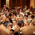 Públic de Raimon al Palau de la Música
