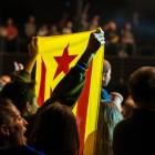 Públic d'Els Catarres a la Barts Barcelona