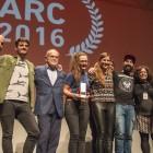 Els Catarres a la Barts pels Premis ARC 2016