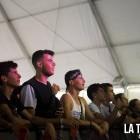Públic de l'Acampada Jove