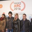 Orquestra Cimarrón als Premis ARC 2016
