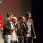 Lluís Cabrera i Lo Submarino als Premis ARC 2016