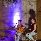 Marta Pérez i Tona Gafarot a Bordils