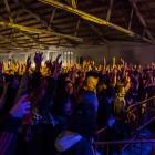 Foto de públic del Castanyada Rock 2016