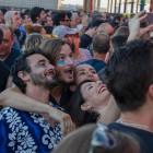 Públic al Festival Cruïlla 2016