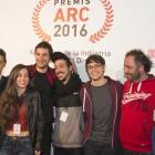 Animal a la Barts de Barcelona pels Premis ARC 201