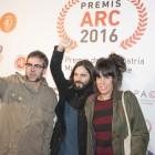 Trau a Barcelona pels Premis ARC 2016