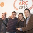 Lo Submarino i Jordi Sugranyes als Premis ARC 2016