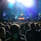 Foto de públic de les barraques de Girona