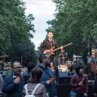 L'Home Brut. Concert de la gira d'escola valencian