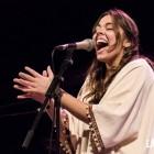 Anna Ferrer a l'Auditori de Girona