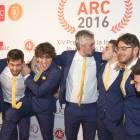 Hey! Pachucos a Barcelona pels Premis ARC 2016