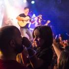 Públic d'Els Catarres a la Bikini Barcelona