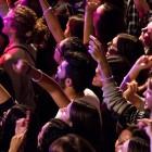 Públic d'Els Catarres a la Luz de Gas Barcelona