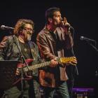 Pep Sala i Jonatan Argüelles a la sala Barts de Ba
