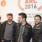 Oques Grasses a Barcelona pels Premis ARC 2016