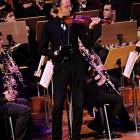 Vassil Lambrinov (Blaumut) amb Banda a Lleida