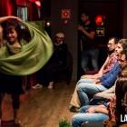 Joan Blau a la Barts Club de Barcelona