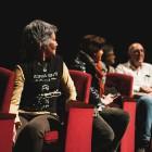 Públic de l'Adrià Puntí al Teatre Municipal de Gir