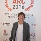 Ramon Mirabet al Premis ARC 2016